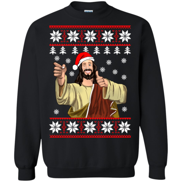 Jesus Christmas Sweater