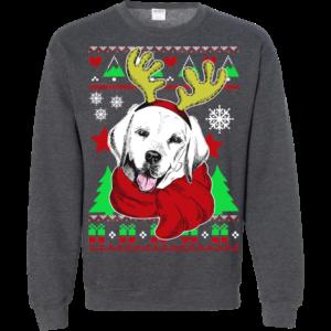 Labrador Christmas Sweater