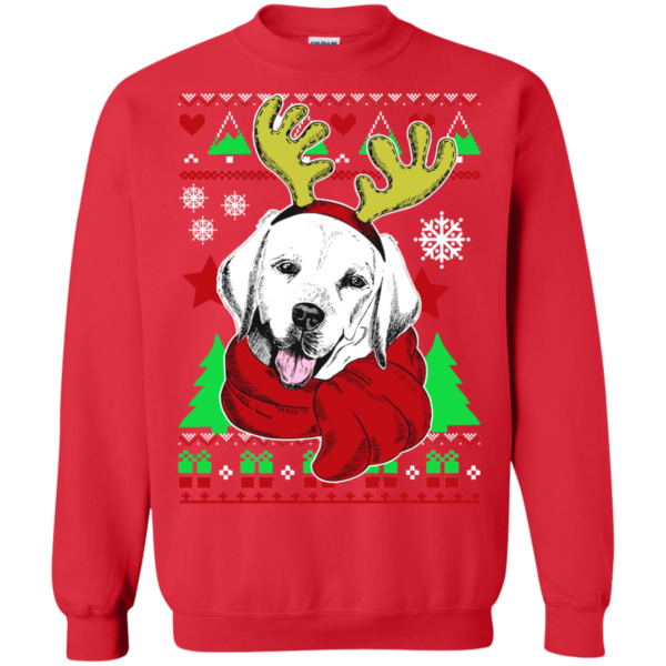 Labrador Christmas Sweater