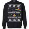 Pink Floyd – If You Don't Eat Your Meat Christmas Sweater