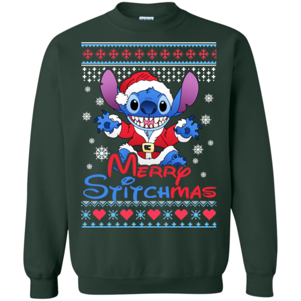 Stitch – Merry Stitchmas Christmas Sweater