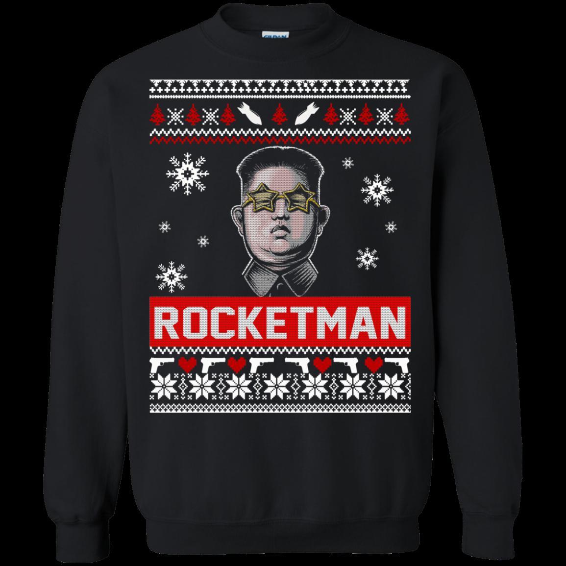 66e027820 loccitane: kim jong un christmas sweater