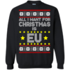 All I Want For Christmas Is EU Sweater