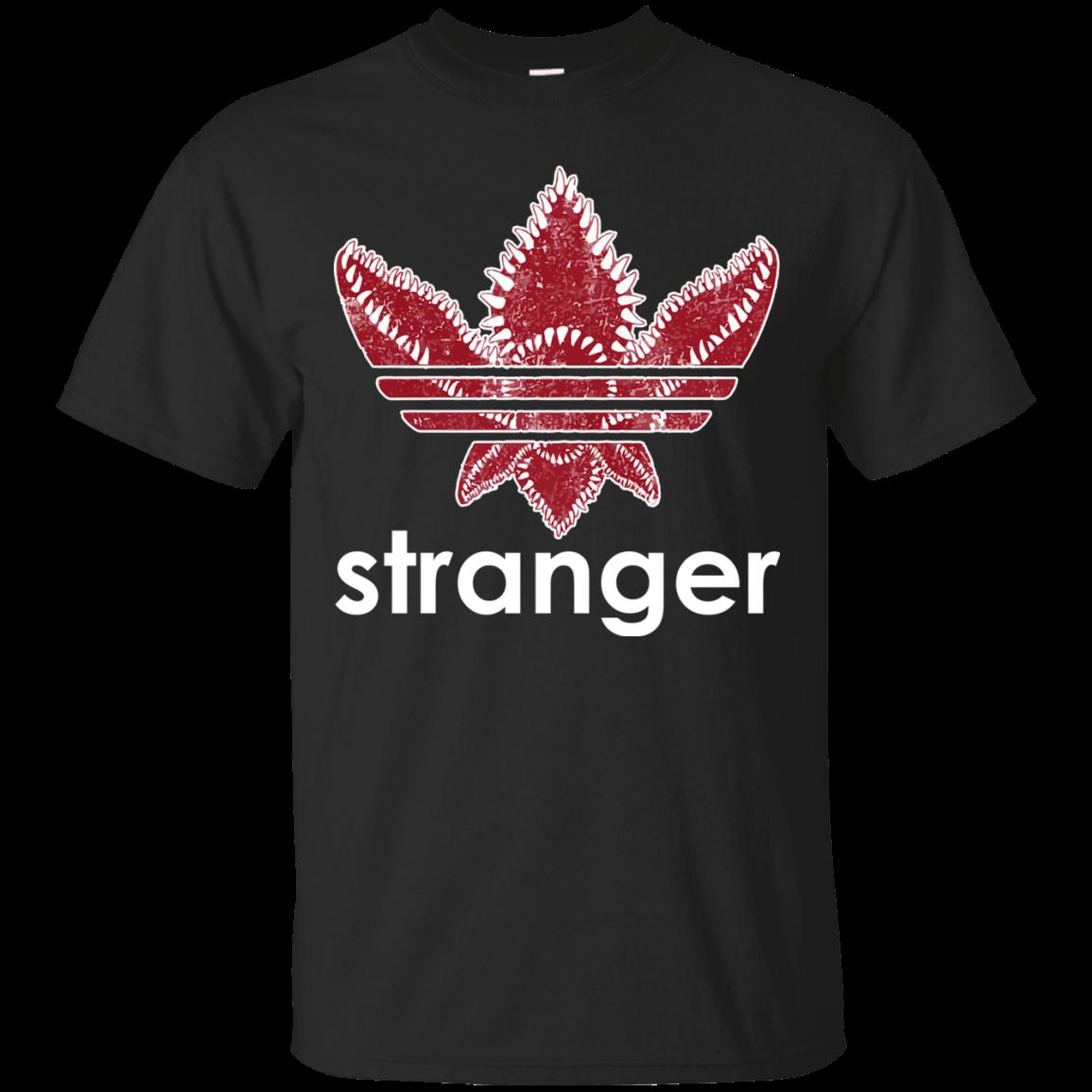 04faa33b626a Stranger Things Adidas Logo Shirt