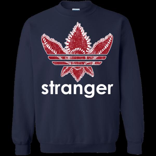 Stranger Things Adidas Logo Shirt, Hoodie
