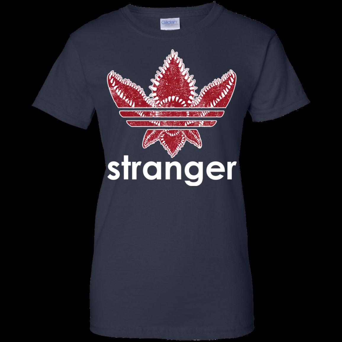 Stranger things adidas logo shirt hoodie for My logo on a shirt