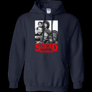 Stranger Things Squad Goals Shirt, Hoodie, Tank