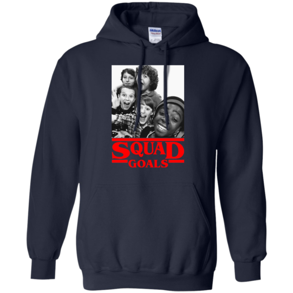 Stranger Things Squad Goals Shirt, Hoodie, Tank