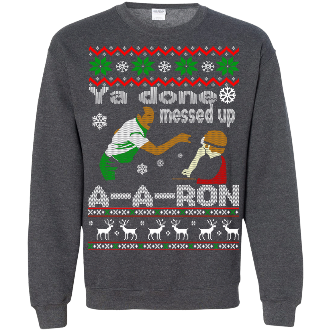 Screwed up essay sweater