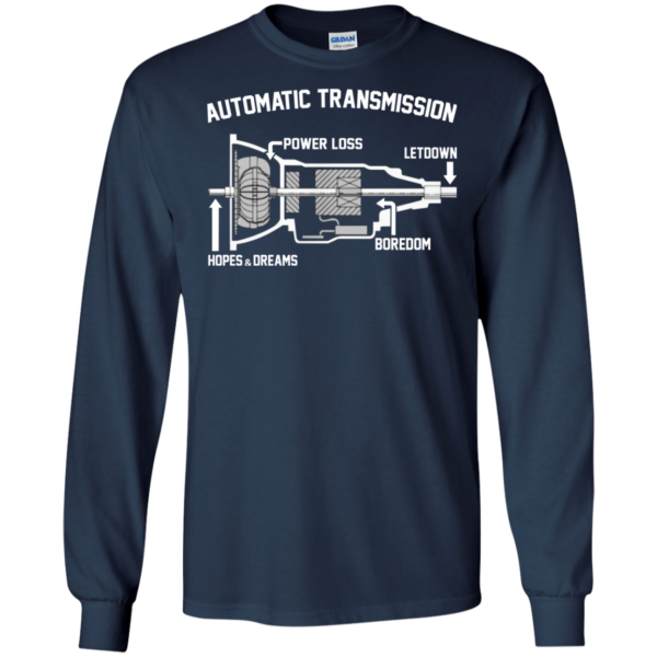 Automatic Transmission Shirt, Hoodie, Tank