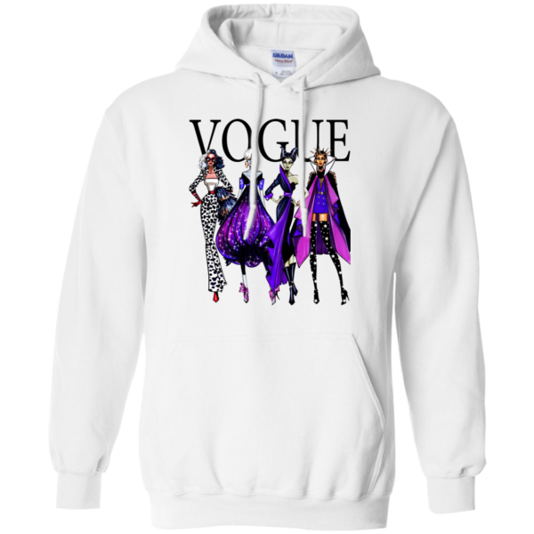 Disney Villains Vogue Shirt, Hoodie, Tank