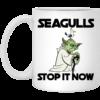 Seagulls Stop It Now Mugs