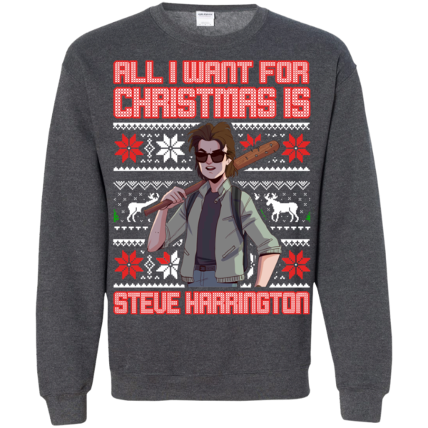 All I Want For Christmas Is Steve Harrington Sweater