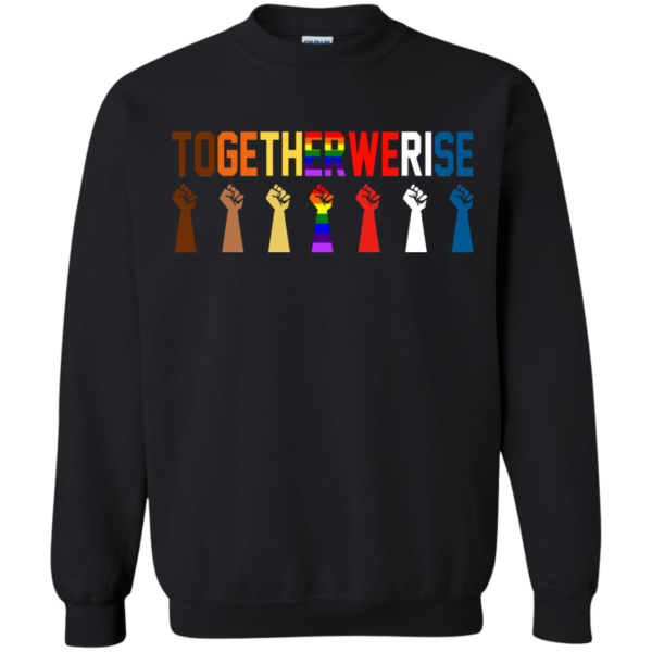 Together We Rise Shirt, Hoodie, Tank