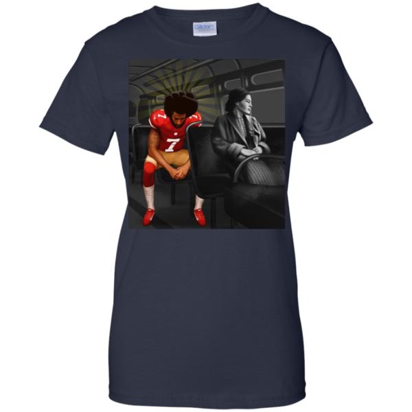 Colin Kaepernick – Shouts out to the Ones that Took one for the Team Shirt