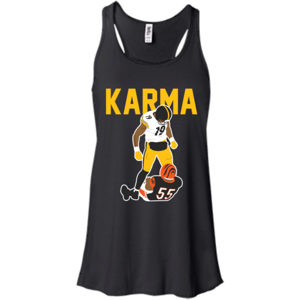 Steelers Karma JuJu Smith-Schuster Vontaze Burfict T-shirt