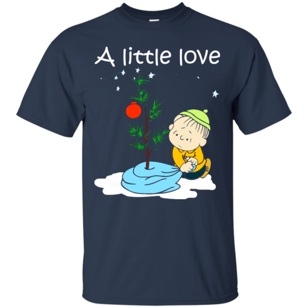 Christmas Tree – A Little Love Shirt, Sweatshirt
