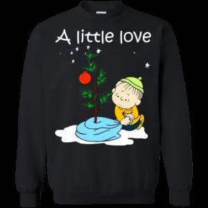 Christmas Tree – A Little Love Shirt, Sweatshirt