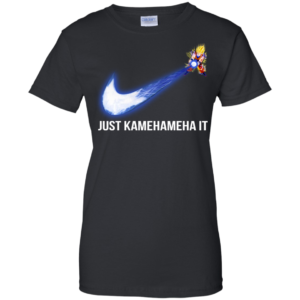 Dragonball – Songoku – Just Kamehameha It Shirt, Hoodie, Tank