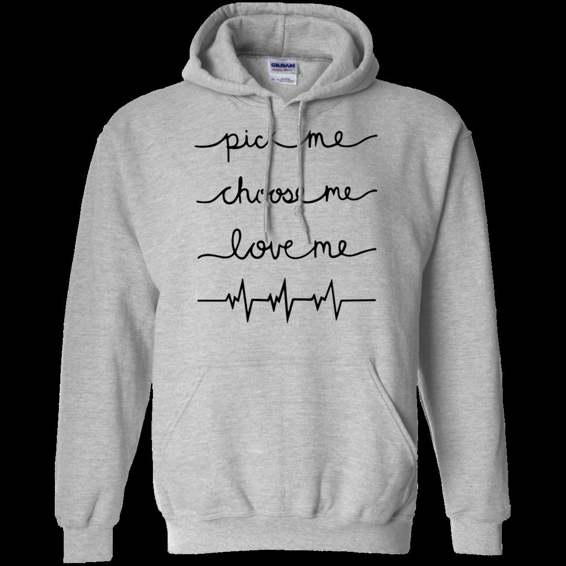 Grey's Anatomy - Pick me - Choose me - Love me Shirt ...