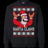 Zoidberg Santa Claws Christmas Sweater