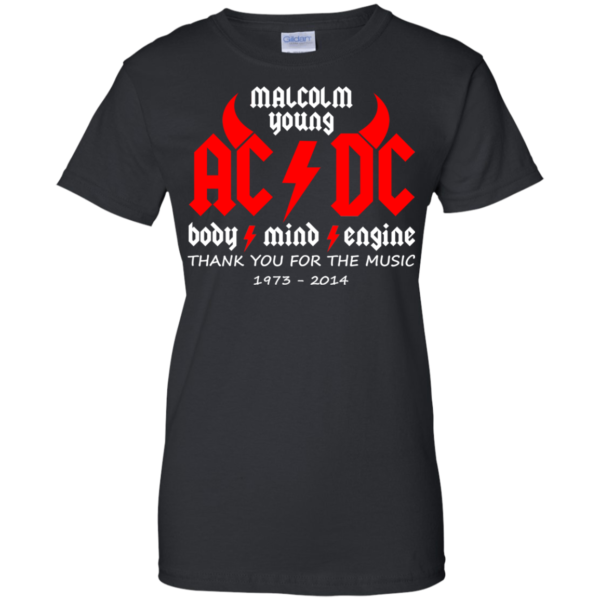 AC-DC Thank For The Music 1973-2014 Shirt, Hoodie