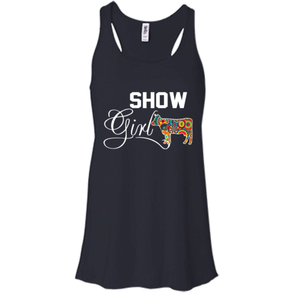 Show Girl – Loves Cows Shirt, Hoodie, Tank