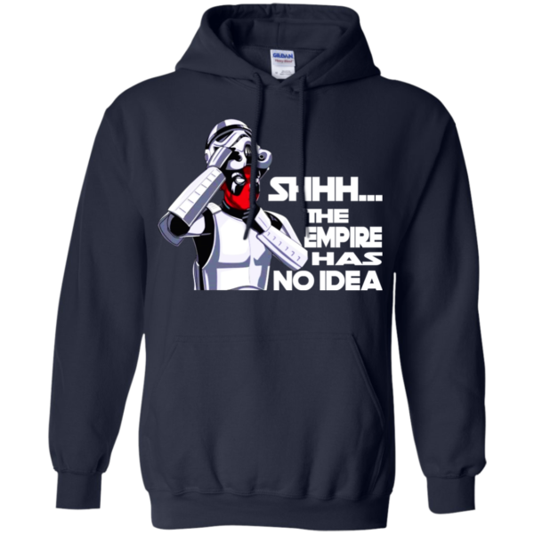 Deadpool – The Last Jedi – The Empire Has No Idea Shirt, Hoodie