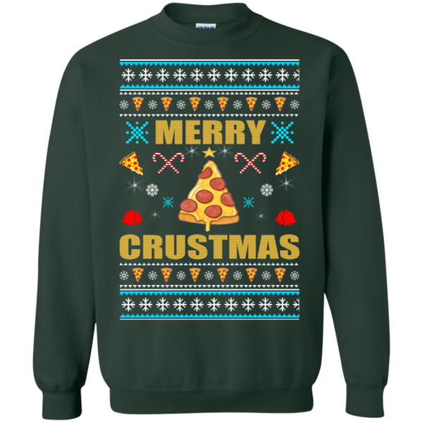 Merry Crustmas Christmas Sweater