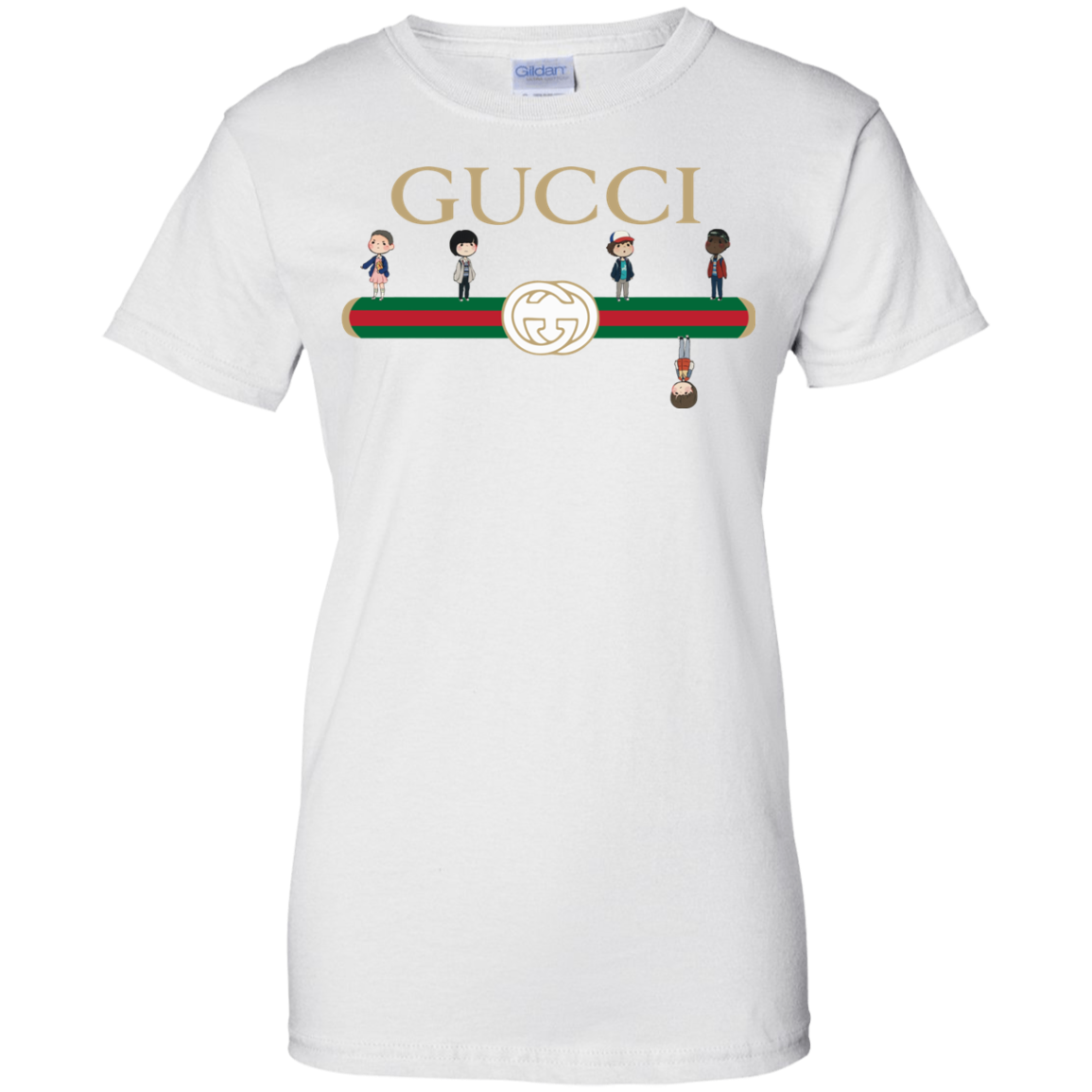 stranger things upside down gucci shirt sweatshirt. Black Bedroom Furniture Sets. Home Design Ideas