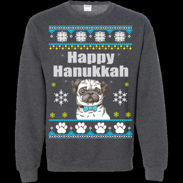 Happy Hanukkah Christmas Sweater