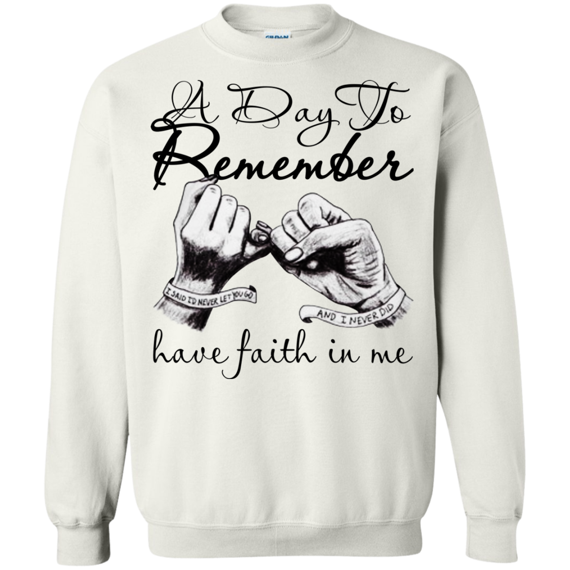 A Day To Remember - Have Faith In Me Shirt, Hoodie, Tank A Day To Remember Have Faith In Me Quotes