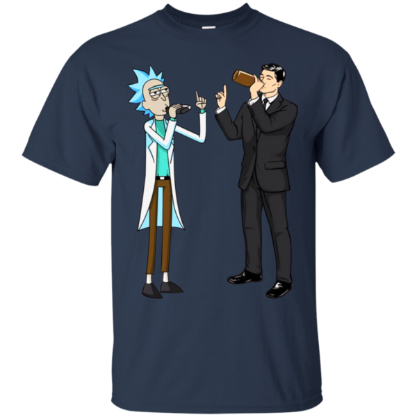 Rick And Morty – Danger zone – Drinking Shirt, Hoodie, Tank
