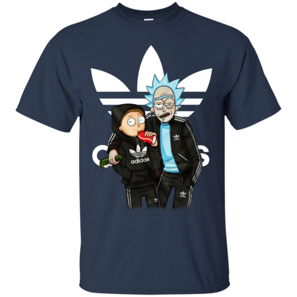 Rick And Morty Adidas Shirt, Hoodie, Tank