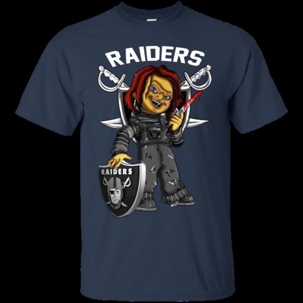 Raiders Chucky Shirt, Hoodie, Tank