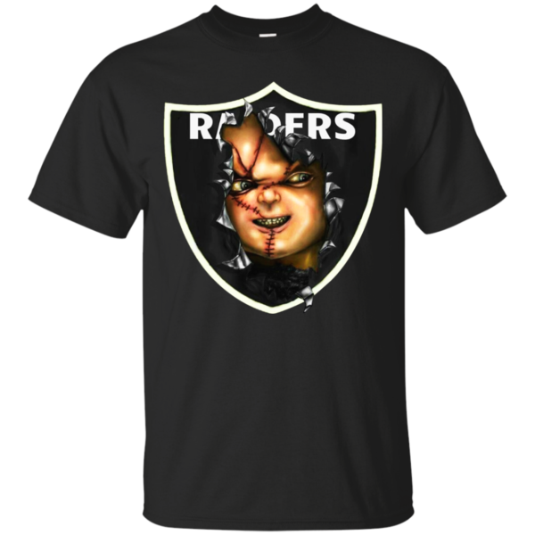 Raiders Chucky T-shirt, Sweatshirt