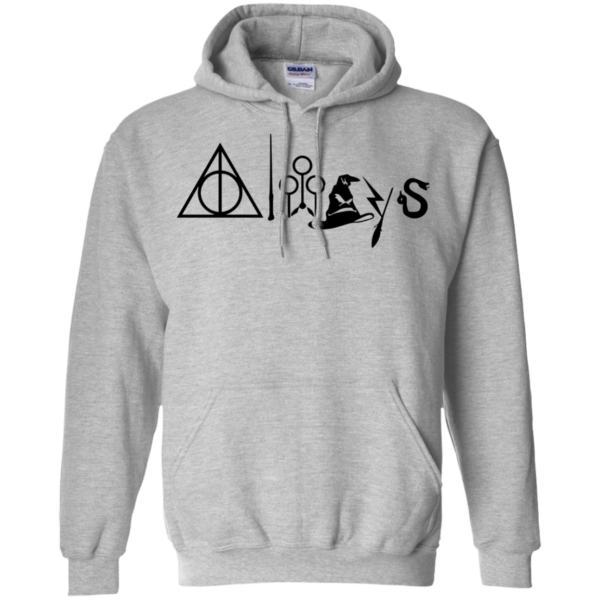 Harry Potter Always Shirt, Hoodie, Tank