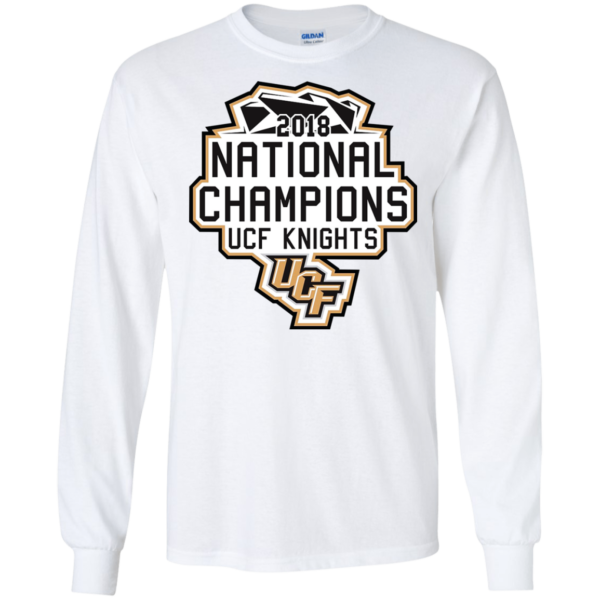 UCF Knights – 2018 National Champions Shirt, Hoodie, Tank