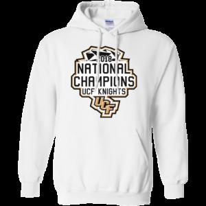 UCF Knights – 2018 National Champions Shirt, Hoodie, Tank