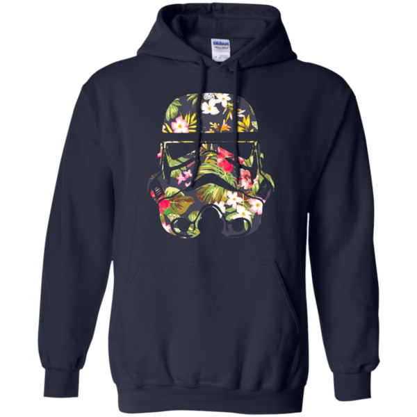 Star Wars Stormtrooper Flower Shirt, Hoodie Tank