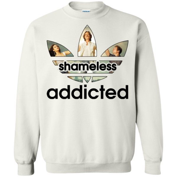 Shameless Addicted Shirt, Hoodie, Tank