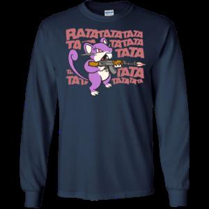 Pokemon Ratatatata Shirt, Hoodie, Tank