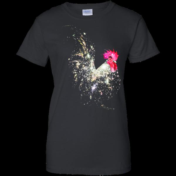 Galaxy Chicken Shirt, Hoodie, Tank