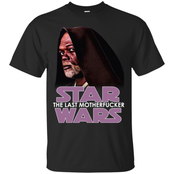 The Last Motherfucker T-shirt, Hoodie