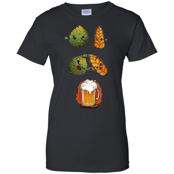 Dragonball Z – Beer Fusion T-Shirt, Hoodie