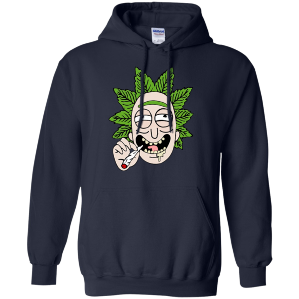 Rick And Morty – Cannabis Smoking Shirt, Hoodie, Tank