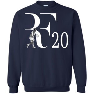 Roger Federer 20 Shirt, Hoodie, Tank