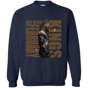 McGregor – Kings Are Born In February Shirt, Hoodie