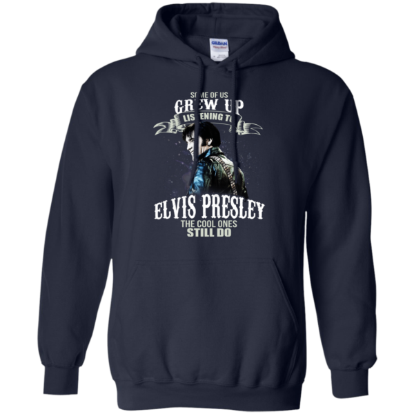 Some Of Us Grew Up Listening To Elvis Presley Shirt, Hoodie, Tank