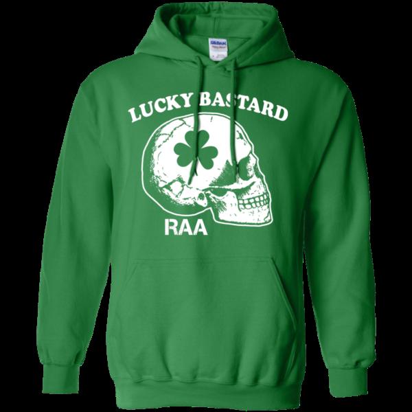 Irish Lucky Bastard Raa Shirt, Hoodie, Tank